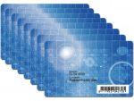 grote aantallen ov-chipkaarten
