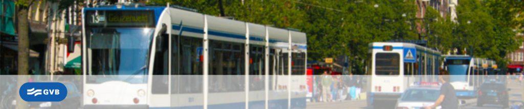 GVB - Gemeentelijk Vervoersbedrijf Amsterdam