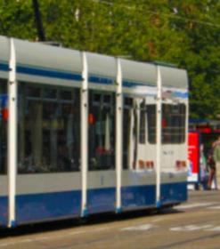 Illustratie tram GVB