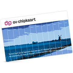 Anonieme OV-chipkaart aanvragen