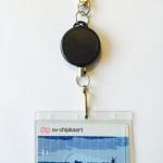 OV-chipkaart hoesje met jojo (ski)