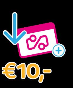 Saldo Lading 10€