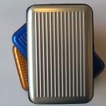 Wallet aluminium (zilver)