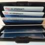 Wallet aluminium (wit)