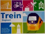 Trein dagkaart, geldig bij alle treinvervoerders