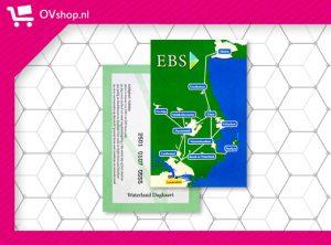 EBS Waterland Dag Ticket