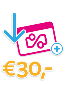 Saldo Lading 30€