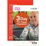HTM The Hague Travel Ticket 3-dagenkaart