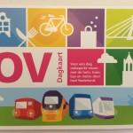 Landelijke OV dagkaarten, geldig bij alle vervoerders