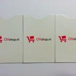 Gratis OV-chipkaart hoesje