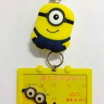 OV-hanger – Minions Wow Happy