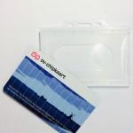 Nieuw in de webshop! OV-chipkaart hoesje transparant