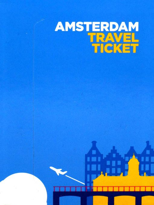 Amsterdam Travel Kaart
