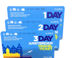 Amsterdam Travel Ticket