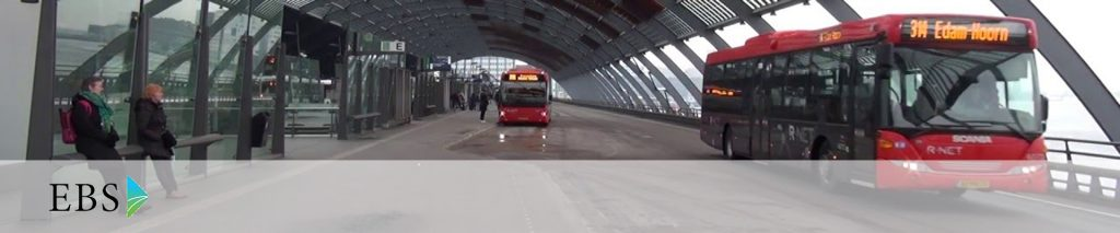 EBS - Regionaal vervoer in Noord-Holland (R-NET)