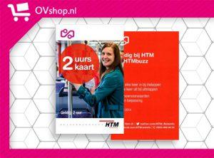 HTM 2-Uurkaart