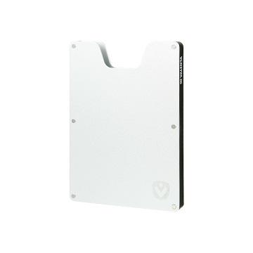 Valenta Card Case Aluminium