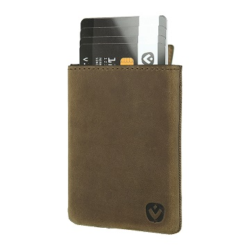Valenta Card Case Pocket Luxe
