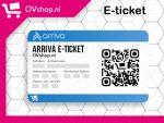 Arriva e-Ticket