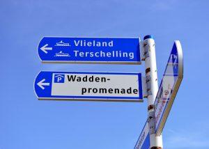 Vlieland en Terschelling