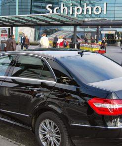 Taxi TCA Amsterdam