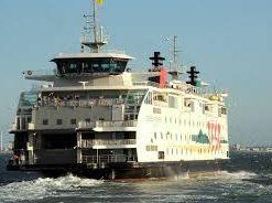Veerboot naar Texel - OVshop