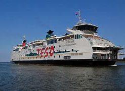 Veerboot Texel Rederij Teso