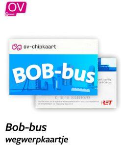 RET BOB-bus kaart