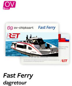 RET Fast Ferry dagretour