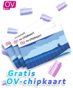 Gratis OV-chipkaart Actie