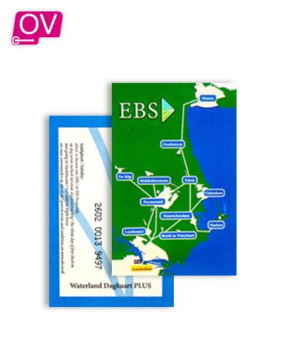 EBS Waterland Dag Plus Kaart