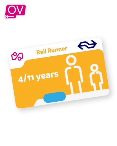 NS RailRunner Ticket