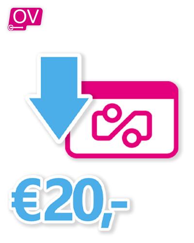 Saldo Lading 20€
