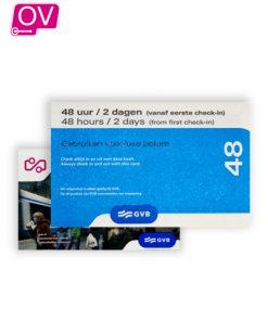 GVB 48 Uur Dagkaart