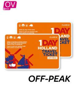 Holland Travel Ticket