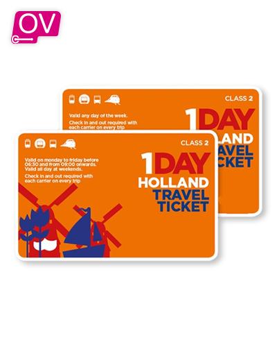 Holland Travel Ticket
