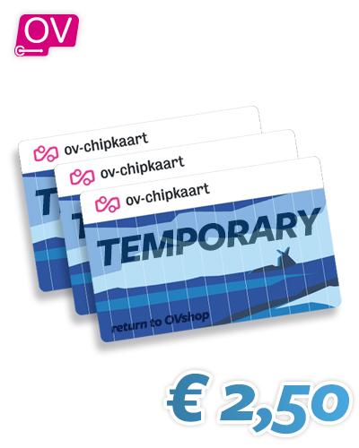 Lease OV-Chipkaarten