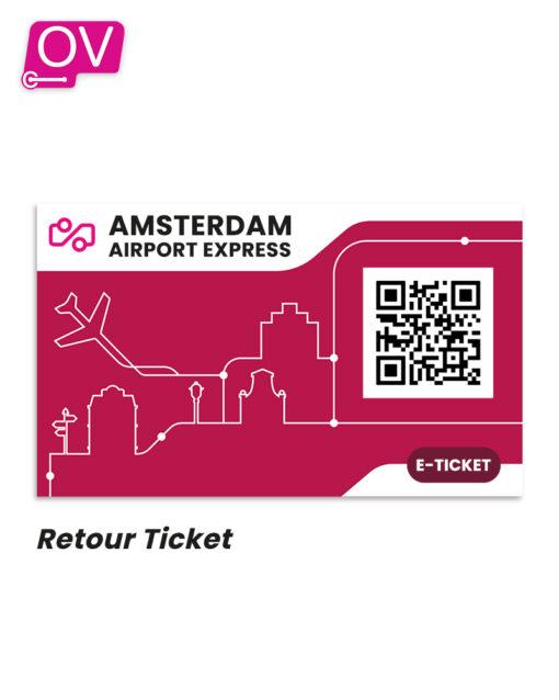Airport Express ticket retour
