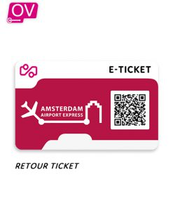 Airport Express ticket retour