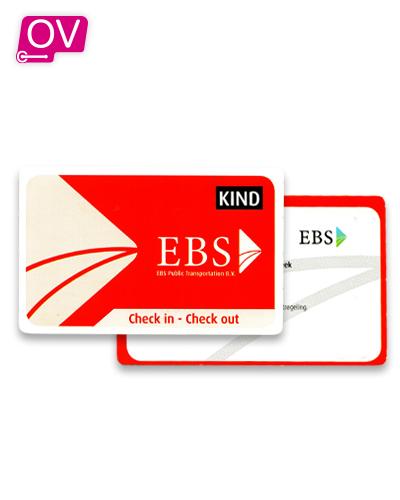 EBS Dagkaart MRDH Kind