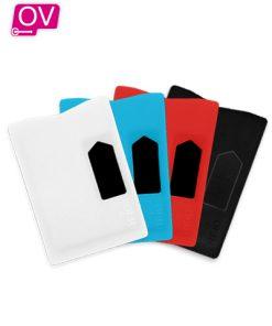 Kaarthouder RFID Vier Kleuren