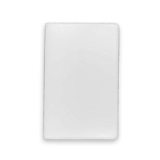 PVC Mapje Wit