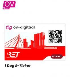 RET 1 dag e-ticket